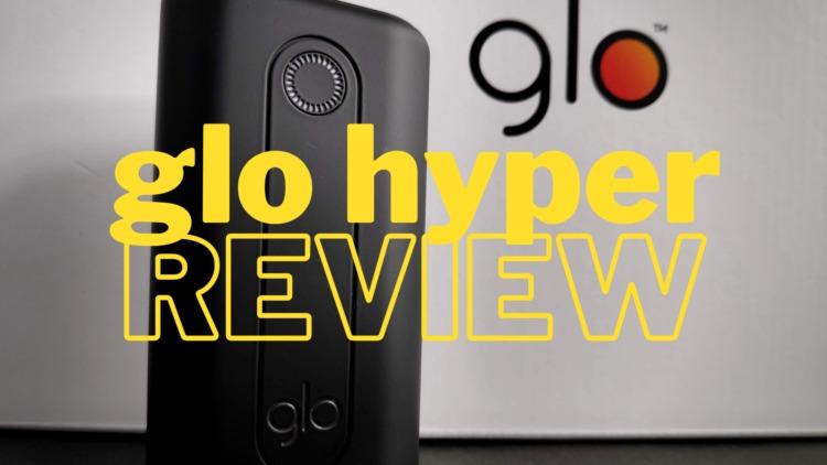 glo hyper(グロー・ハイパー)レビュー|素早い2種の加熱方法と連続喫煙が可能な吸いごたえとキックを追求したチェーンスモーカー用デバイス