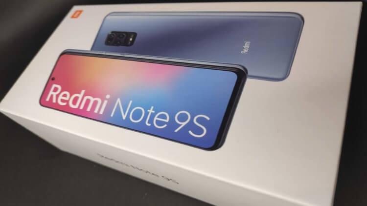 Xiaomi Redmi Note 9S 実機レビュー・評価・感想