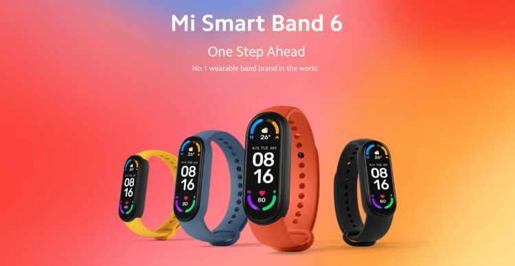 Mi Smart Band 6 インプレッション