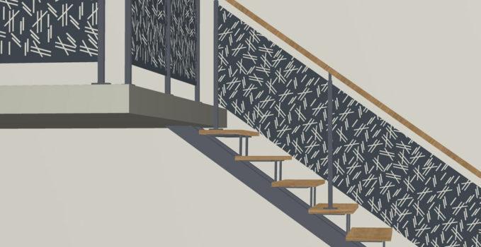 Dessiner Un Escalier Pourquoi Utiliser Un Logiciel De Conception En 3d