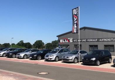 Fahrzeugpflege und Service an neuem Standort