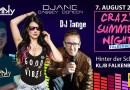 Crazy Summer Night 2021 mit bis zu 3.500 Besuchern
