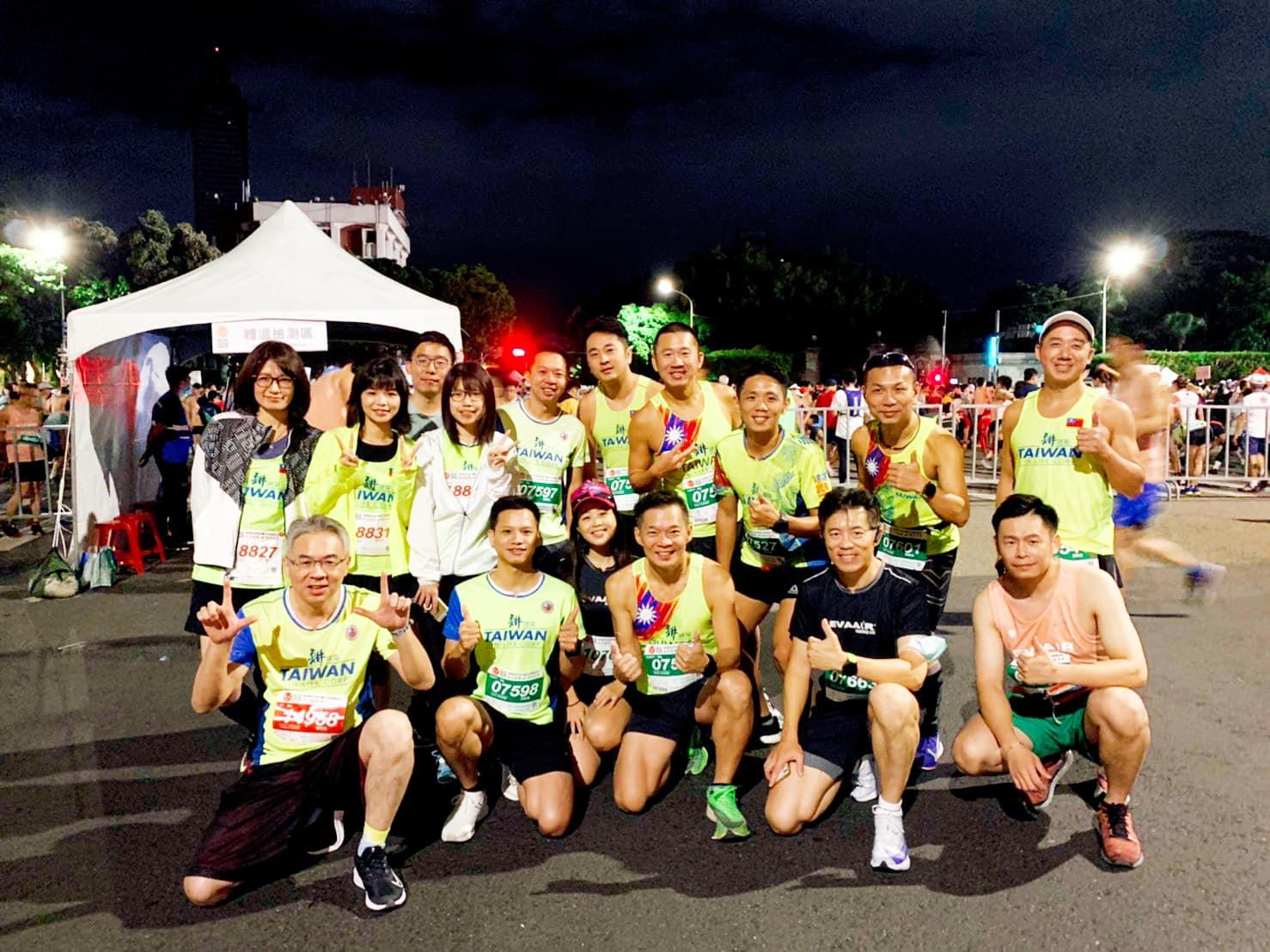 ▍ 耕建築 / 台北起跑-長榮半程馬拉松
