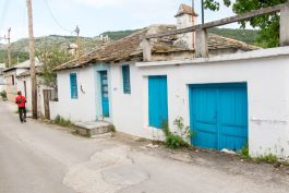 greek color house