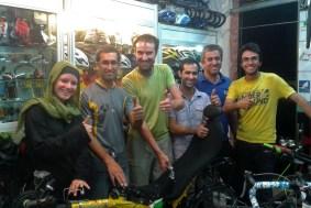Bike Pro Mashhad Team