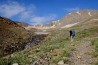Ascending to Mount Lashgarak