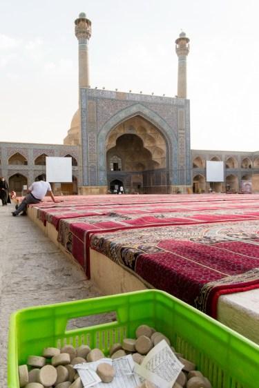 Esfahan's Imam Mosque