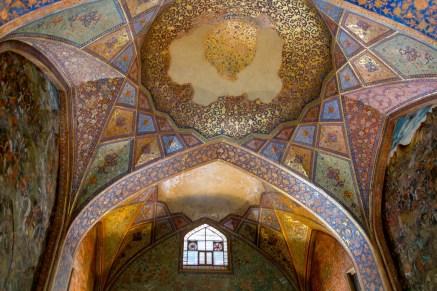 Multicolor Ceilings