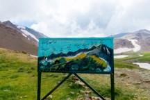 Panorama Alam Kuh Mount