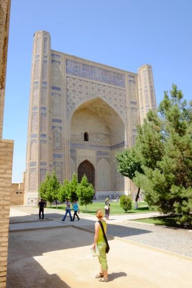 Bibi Khanym Mosque