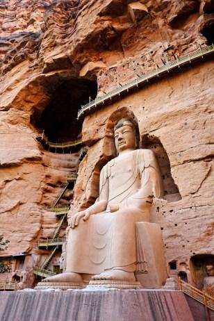 Bingling Si Big Buddha