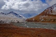 Kyrgyz Glacier