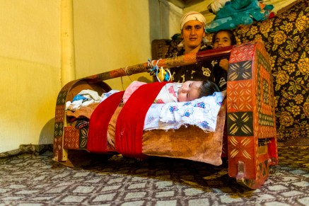 Tajik Cradle