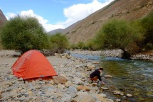 Tent Wash