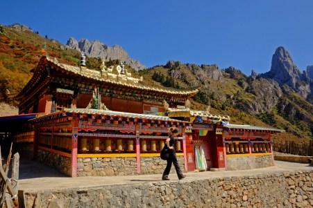 Tibetan Panorama