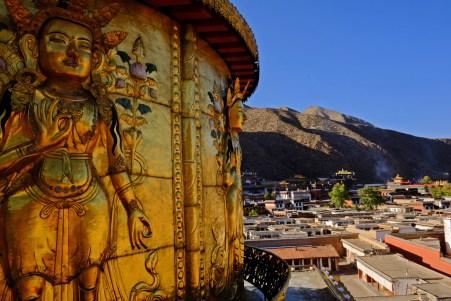 Top of Golden Stupa