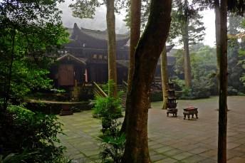Ramshackle Temple