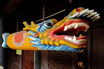 Wooden Dragon
