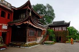 Wuyóu Temple & Monk