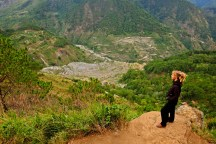 Famous Rice Terraces, Really