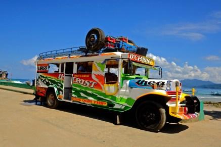 Typical Jeepney Art