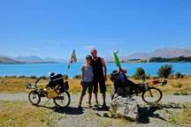 Lake Tekapo Selfie