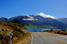 Over the Haast Pass