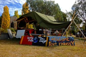 Aborigines Tent Embassy
