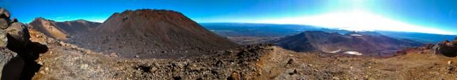 Tongariro NP Panorama