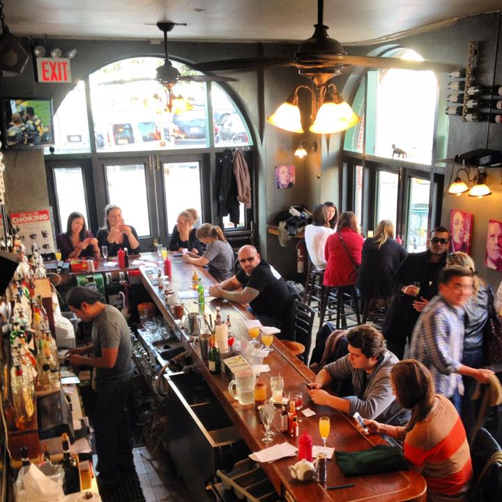 Meade's Bar, bars, closed
