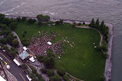 Nelson A Rockefeller Park