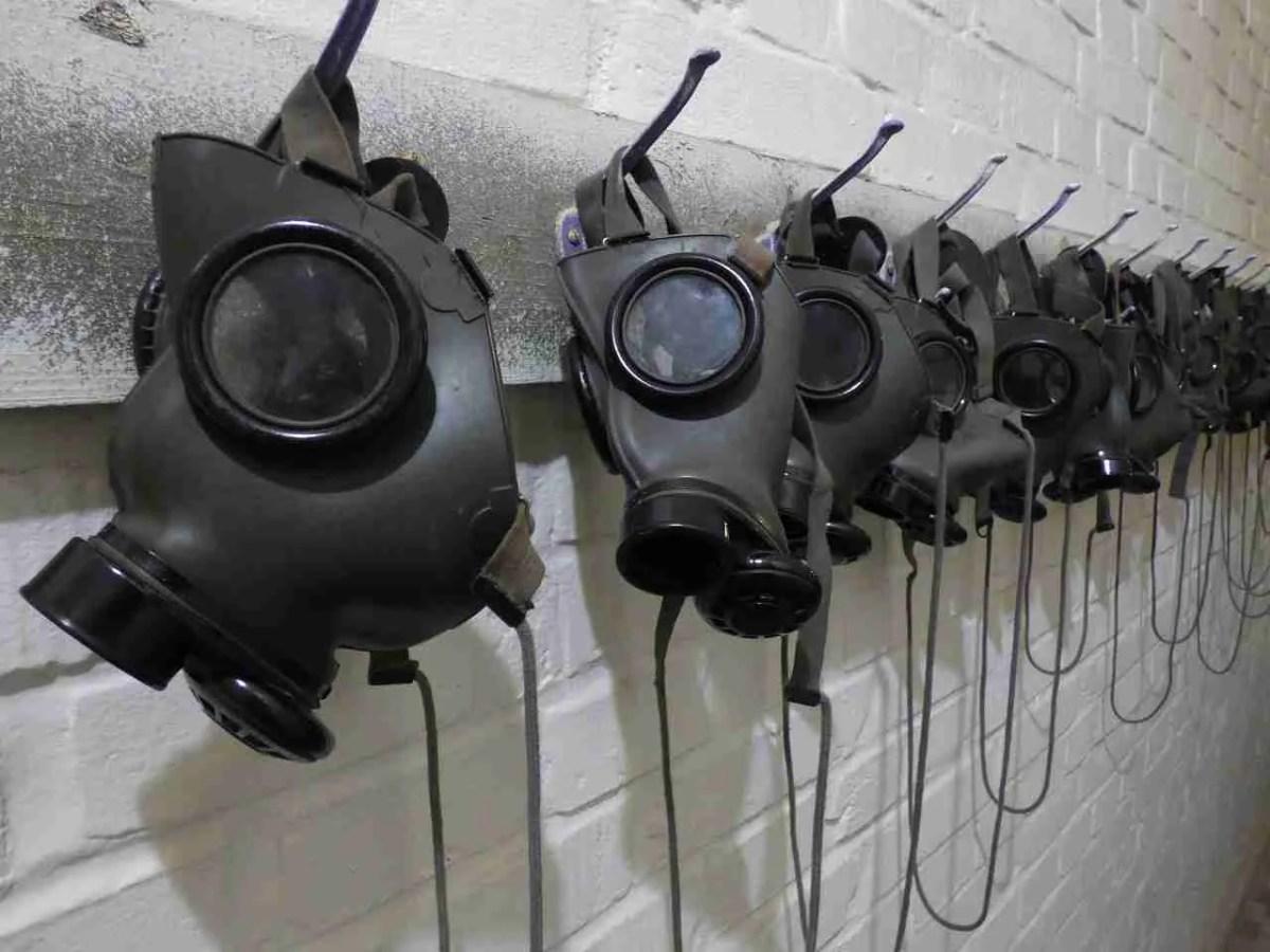 gas naturali mortali in miniera