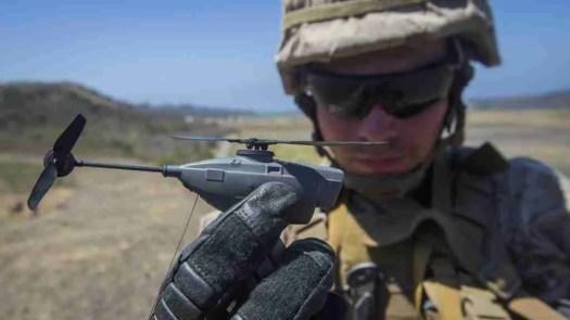 videoispezioni con drone - droni miniaturizzati