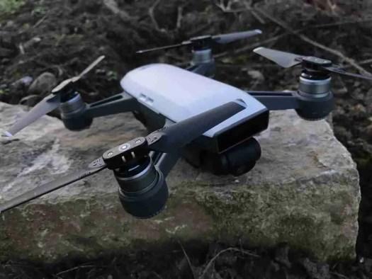 videoispezioni con drone - controllare il drone via smartphone