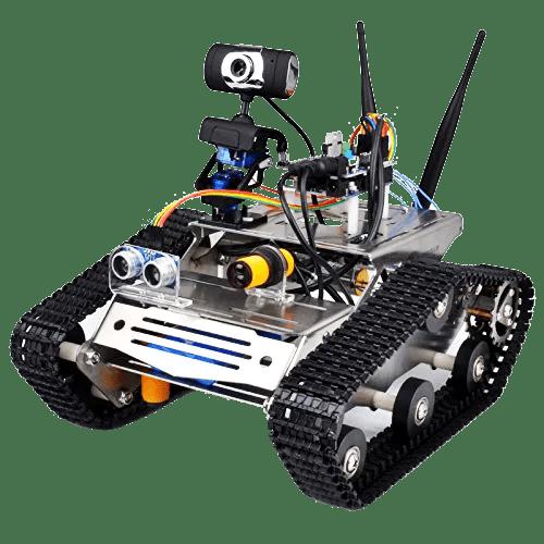 tecnologie per la sicurezza - le videoispezioni co drone per ambienti confinati