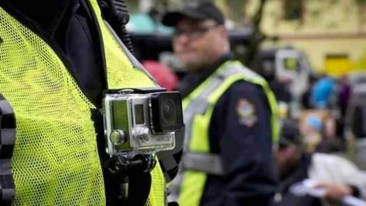 tecnologie per la sicurezza - body cameras