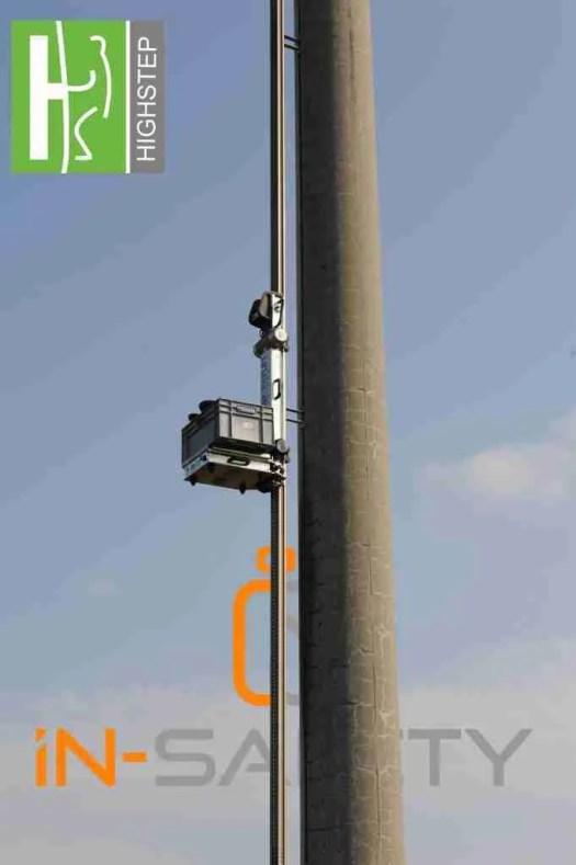 highstep system - lift per sollevamento carichi