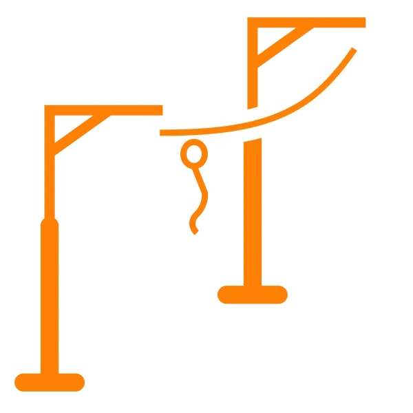 anticaduta baie di carico con cavo flessibile