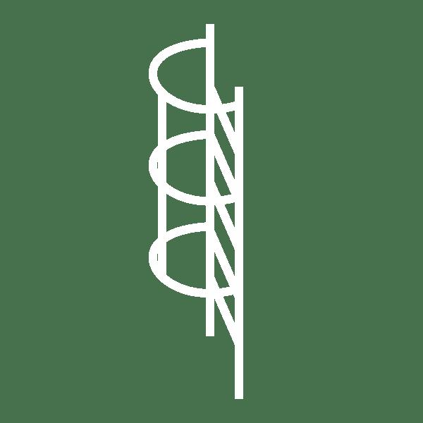 scale con gabbia alla marinara