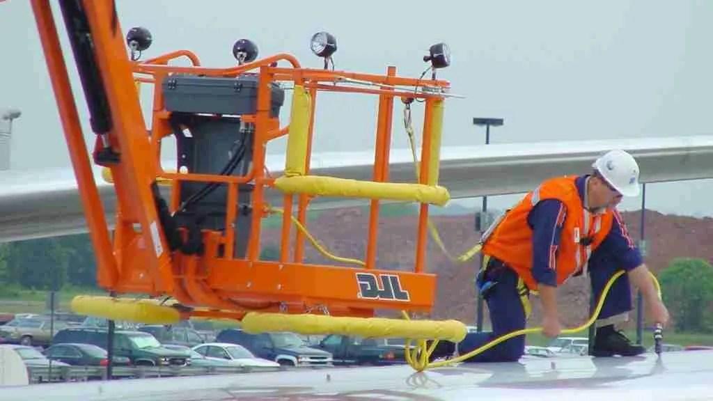 formazione PLE - boom lift