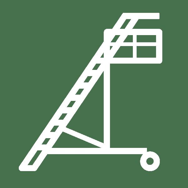 anticaduta baie di carico a scala speciale