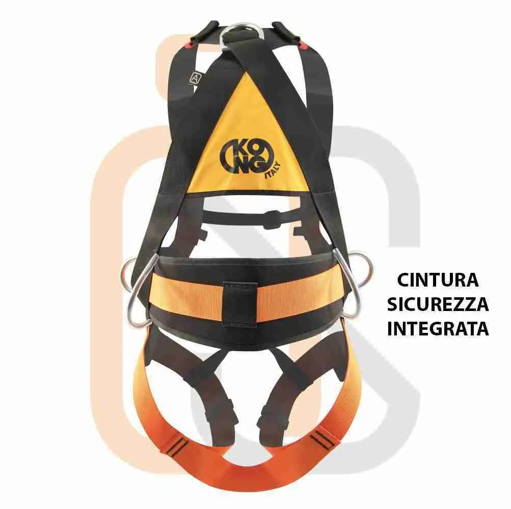 imbracature - sierra trio - imbraco con cintura integrata
