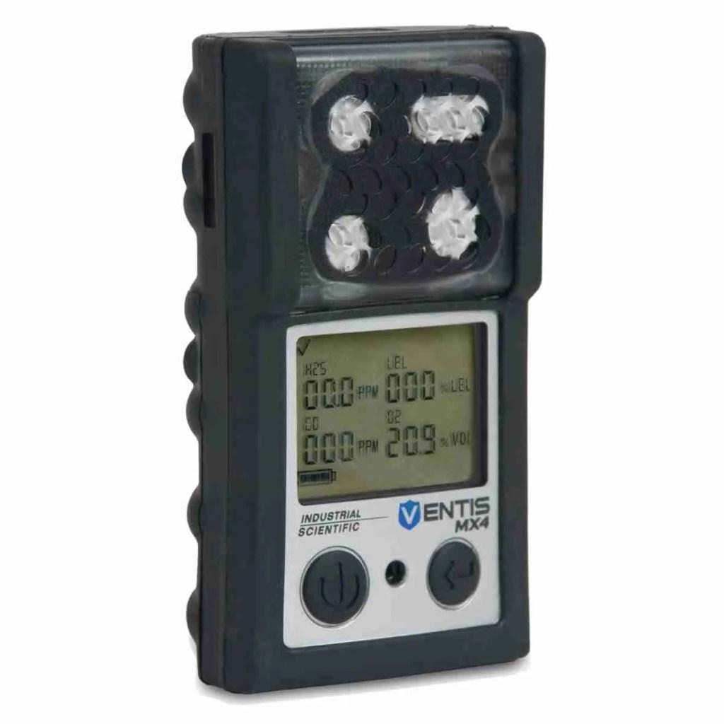 UN rilevatore di gas portatile Ventis MX4