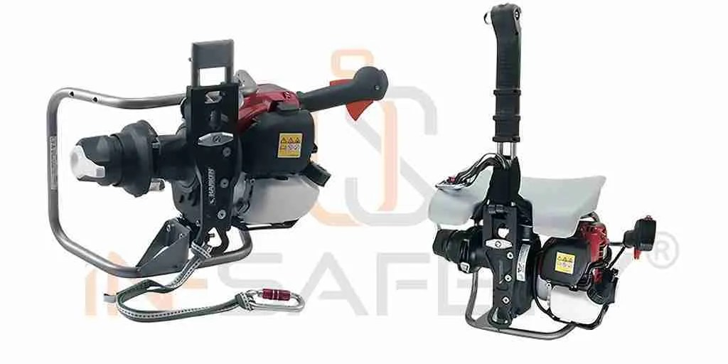 Harken Industrial PowerSeat Gas e Gas Compact