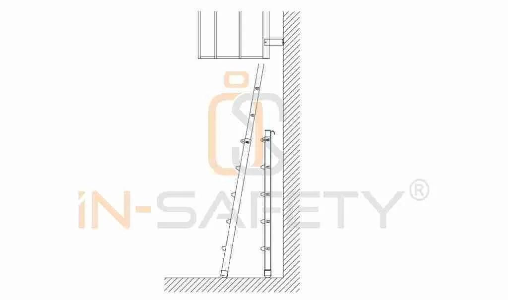 botola scala - scala a sfilo