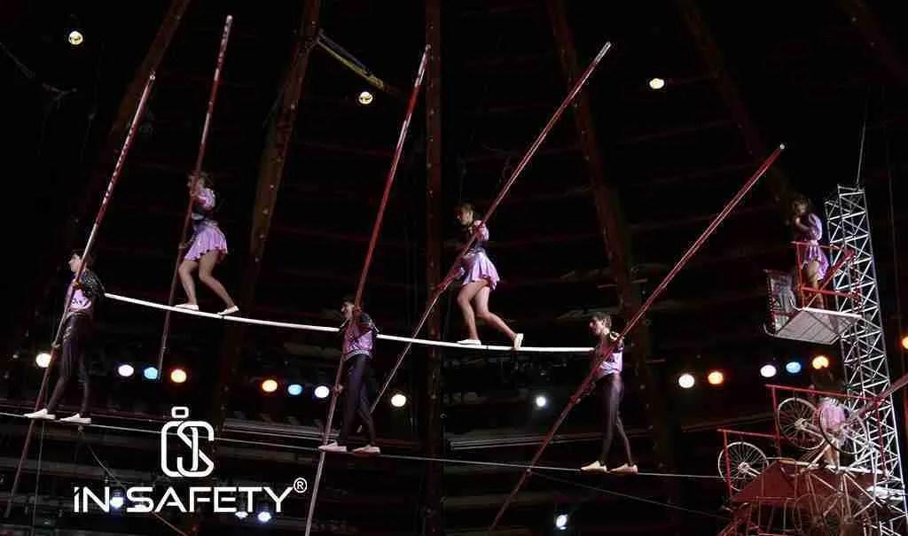 miti e leggende - acrobatica