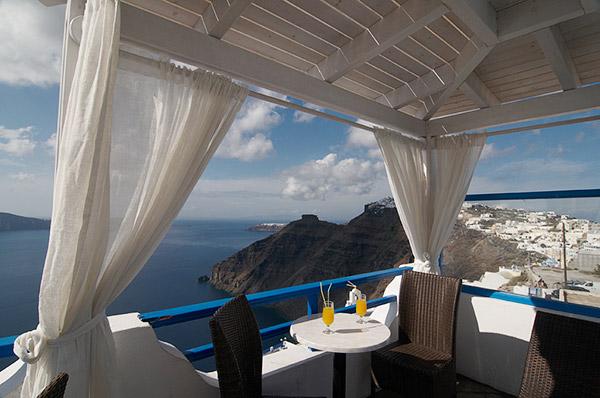 Kafieris Apartments Santorini