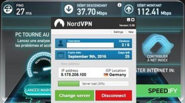 nordvpn free alternative