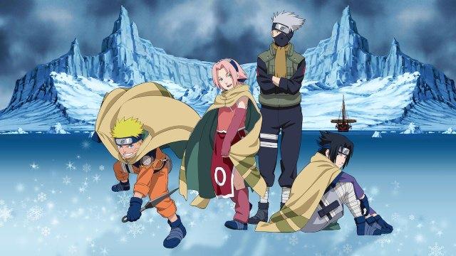 Naruto on order