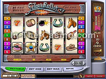 Silver Bullet at Cameo Casino